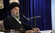 آیت الله مدرسی: باید به قانون اساسی عراق پایبند بود