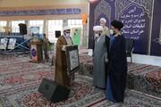 تصاویر/ آئین تکریم و معارفه مدیرکل تبلیغات اسلامی خراسان شمالی