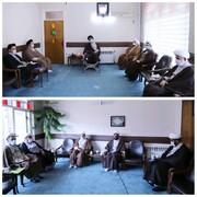 جلسه شورای نهادهای حوزوی و مدیران مدارس آذربایجان شرقی تشکیل شد