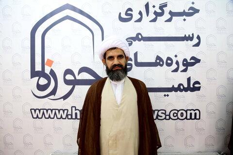 حجت الاسلام نادر حقیقی - مدیر حوزه علمیه هرمزگان