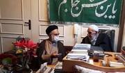 فیلم | توصیههای آیت الله ناصری به عضو خبرگان رهبری