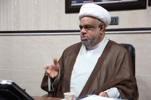 مصاحبه/ شیخ دقاق مدیر مدرسه بحرینیها