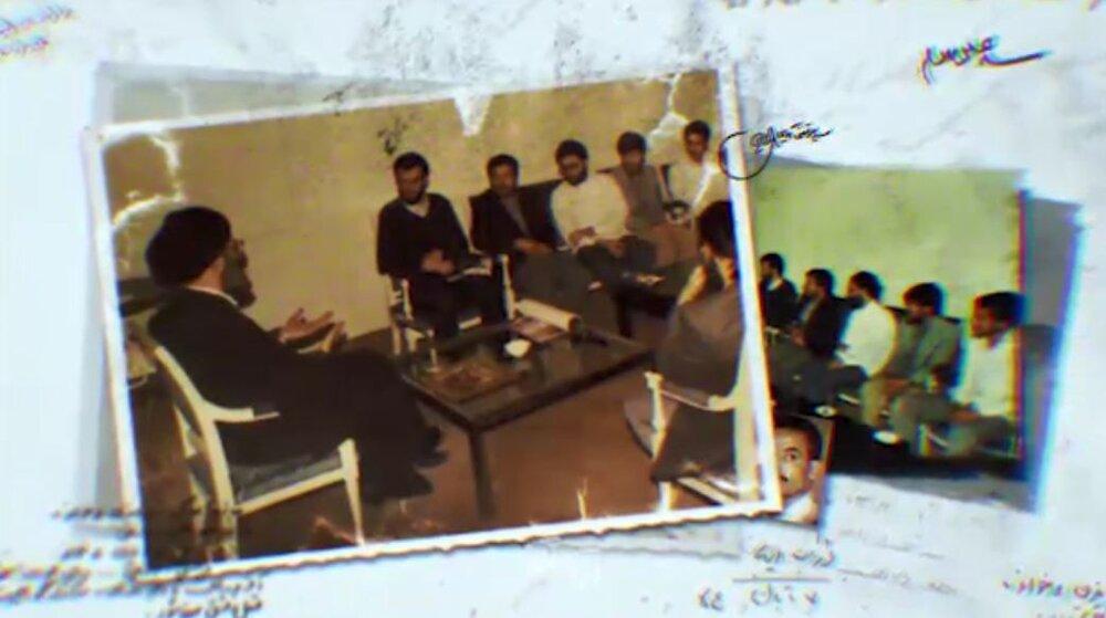 فیلم | روایت شنیدنی از اولین دیدار شهید آوینی و رهبر معظم انقلاب