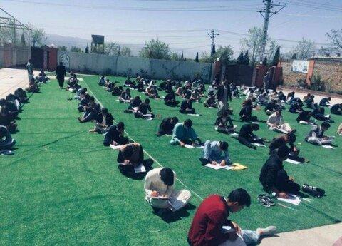 آئی ایس او پشاور ڈویژن کے زیراہتمام مختلف اضلاع میں پری بورڈ امتحانات کا انعقاد