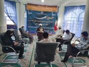 تصاویر/ نشست خبری مدیر مسئول خبرگزاری حوزه با رسانههای هرمزگان