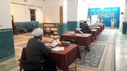 آزمون عملی شبیهسازی طرح ارزیابی و ساماندهی داوران مسابقات قرآن کریم برگزار شد