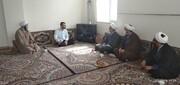 دیدار نمایندگان آیت الله اعرافی با اساتید و مبلغان