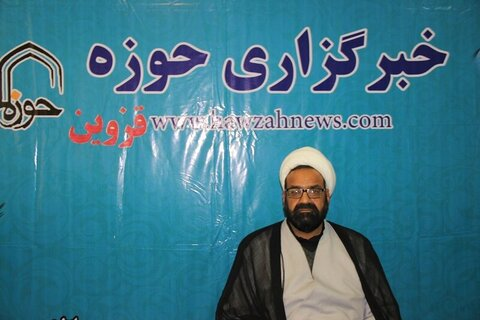 حجت الاسلام شرف پور قزوین