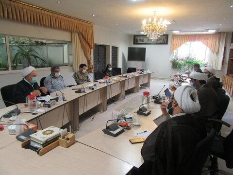 نشست هماندیشی ستاد مدیریت بحران استان قم