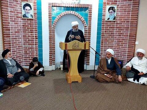 حجت الاسلام و المسلمین حمید شهریاری دبیرکل مجمع
