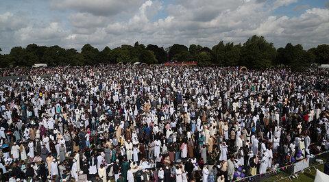 بزرگترین مراسم عید فطر اروپا در بیرمنگام امسال نیز برگزار نمیشود