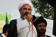 کسی بھی شہری کو غیر قانونی طور پر لاپتہ کر دینا پاکستانی آئین و قانون کی دھجیاں اڑانے کے مترادف، علامہ عبد الخالق اسدی