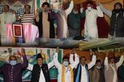 کراچی میں عظمت معصومین ؑ کانفرنس کا انعقاد، شیعہ سنی ہندو مسیحی رہنماؤں کی شرکت اور خطاب