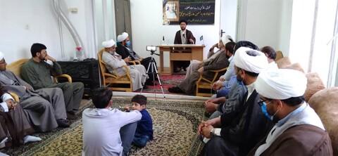 قم المقدس میں استادالعلماء شیخ نوروز علی نجفی کیلئے تعزیتی ریفرنس کا انعقاد