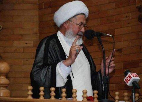 حجت الاسلام والمسلمین شیخ محمد حسن جعفری