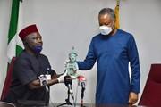 مجسمههای مربوط به دوران حضور اسلام به نیجریه بازگردانده شد