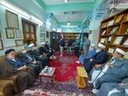 ایران کا اہل سنت کے ساتھ منصفانہ تعامل،فتنوں کے خاتمے کا سبب، سربراہ دار الافتاء عراق