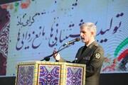 وزیر دفاع: راه شهید فخری زاده با قدرت ادامه دارد