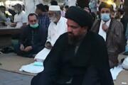 ہم امن پسند قوم ہیں کمزور قوم نہیں، اسیروں کو رہا نہیں کیا تو عاشورا کے جلوسوں کا رخ پارلیمنٹ کی طرف کردیں گے، آغا سید جواد الموسوی