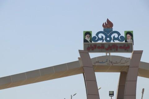 تصاویر/حضور نماینده ولی فقیه در استان هرمزگان و امام جمعه بندرعباس در جزیره لاوان