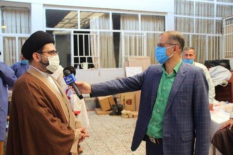 حجت السالام موسوی قزوین
