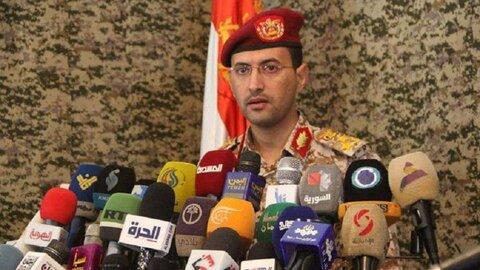 """سرتیپ """"یحیی سریع"""" سخنگوی نیرو های مسلح یمن"""