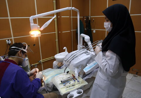 خدمات تخصصی دندانپزشکی
