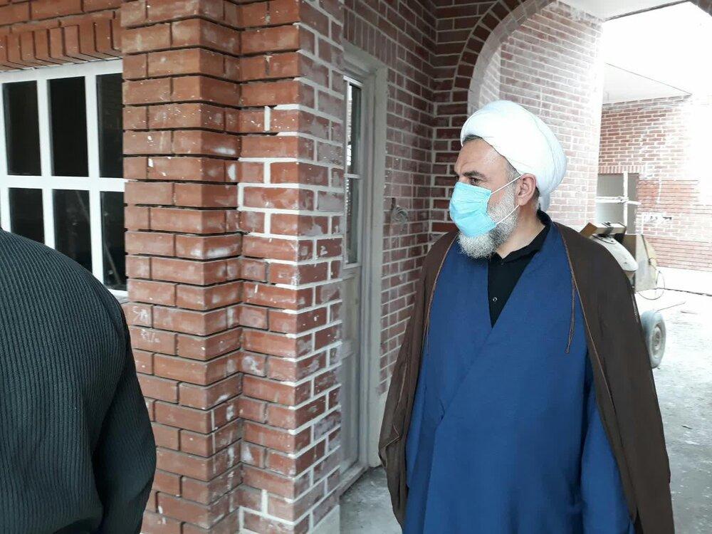 جوانان زینت مسجدند