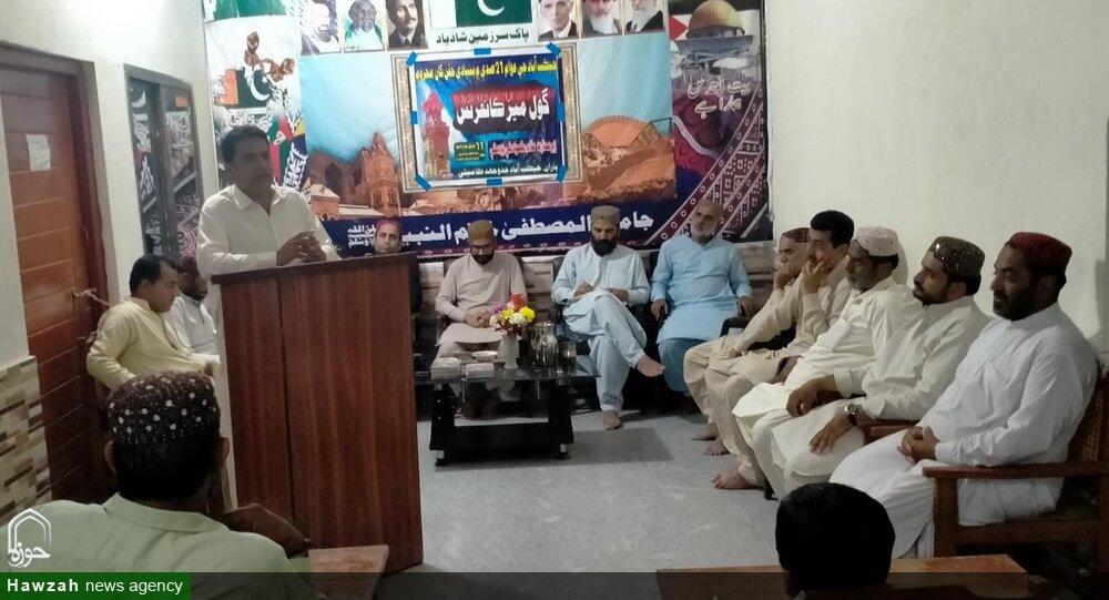 تصاویر/ جیکب آباد جدوجہد کمیٹی کے زیراہتمام عوامی مسائل پر گول میز کانفرنس کا اہتمام
