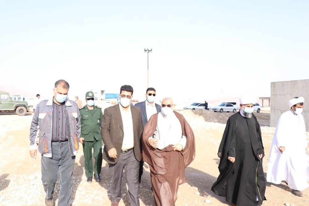 تصاویر/ سفره نماینده ولی فقیه در استان هرمزگان به شهرستان حاجی آباد