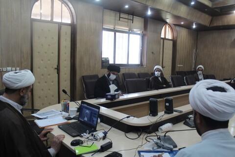 تصاویر/ اجلاسیه مدیران مدارس علمیه شهرستانهای استان خوزستان