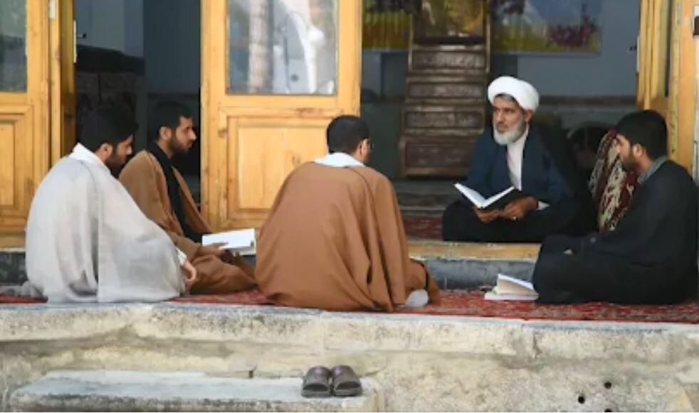 تیزر پذیرش مدرسه علمیه آیت الله علوی خوانسار