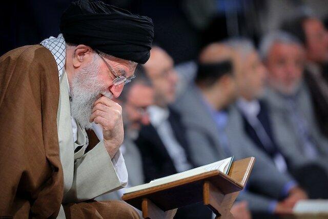 What should we do to best enjoy the spiritual vibes of Ramadan? Imam Khamenei answers