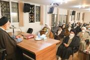 تصاویر/ نشست هم اندیشی بسیج اساتید و نخبگان حوزه علمیه اصفهان