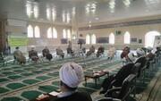 همایش روحانیون عجب شیر برگزار شد