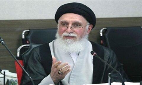 حجت الاسلام سید حسن ضیائی