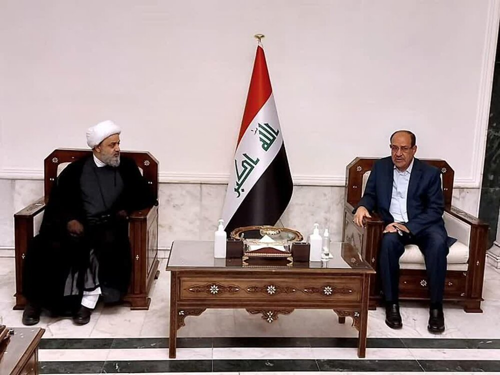 ایران،اتحاد و وحدت اور مزاحمت کا بنیادی محور، سابق عراقی وزیر اعظم نوری مالکی
