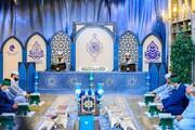 بالصور/ انطلاقُ الختمة القرآنيّة الرمضانيّة من رحاب العتبة العبّاسية المقدّسة