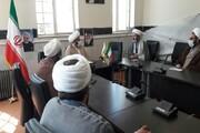 تصاویر/ نشست مبلغان و مبلغات مدارس امین شهر کرمانشاه