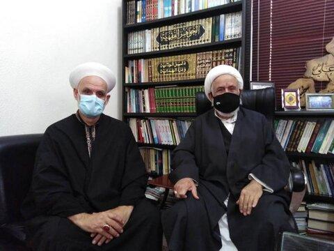 شیخ علی یاسین رئیس نشست علمای صور