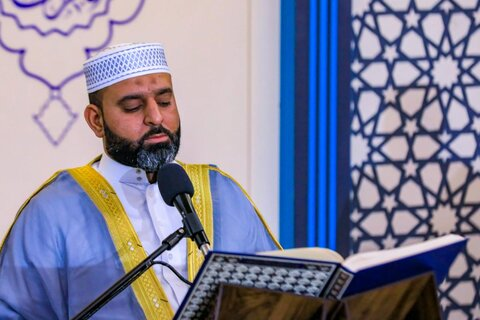 حال و هوای قرآنی حرم حضرت ابوالفضل العباس(ع) در ماه رمضان