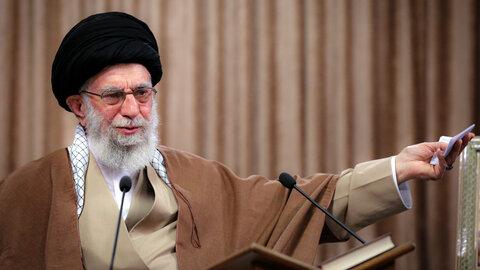 Imam Khamenei: Negotiations on saving JCPOA shouldn't become talks of attrition