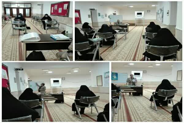 کارگاه تخصصی نماز کودک در یزد برگزار شد
