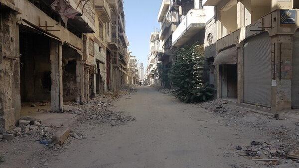 «از دیار مینودری تا حُمص سوریه»؛ روایتی از فعالیت جهادگران بدون مرز + عکس