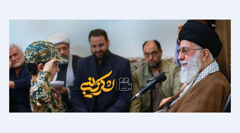 """فیلم کامل """"مستند لشکر زینبی(س)""""؛ گوشههایی از دیدار خانوادههای شهدای مدافع حرم با رهبر معظم انقلاب"""
