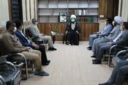 امام جمعه بندر خمیر از محرومیت مردم منطقه می گوید