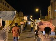 جمعیت وفاق اسلامی بحرین گزارش ماهانه خود را در خصوص حقوق بشر بحرین منتشر کرد