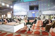 برگزاری نخستین نشست قرارگاه فرهنگی دفتر نماینده ولیفقیه در خوزستان در سال ۱۴۰۰