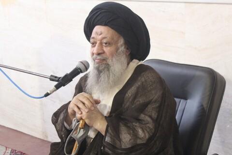 تصاویر/آغاز طرح تبلیغی-جهادی انصار الحجّة(تبلیغ سیار)
