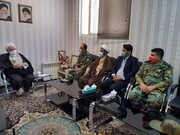 امام خمینی(ره) امت ارتش را سنگربان اصلی نظام می دانستند